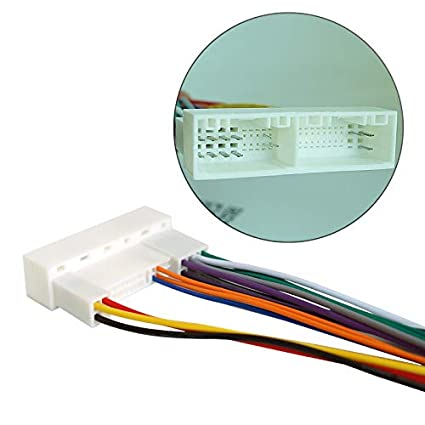 Aftermarket Stereo Wiring Harness Adapters - Data Wiring Diagram on