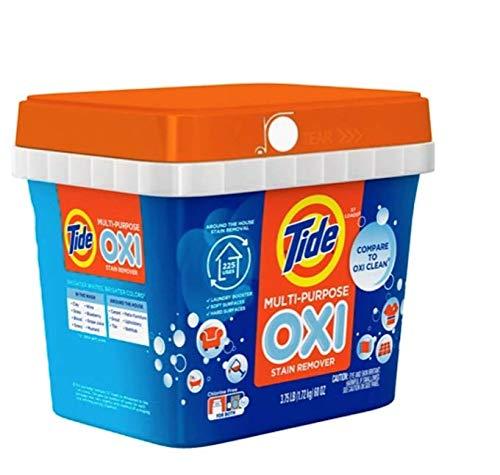Tide Oxi Multi-Purpose Powder Stain Remover, 60 Ounce - Powder Purpose Multi