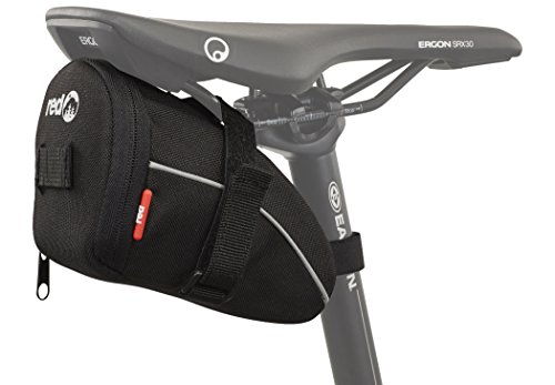 Red Cycling Products Saddle Bag Satteltasche L schwarz 2017 Fahrradtasche