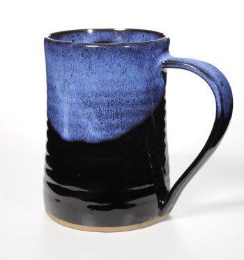 Garcia Blue 3/4 Tankard ()