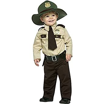 Rasta Imposta Future Trooper With Hat and Shirt, Brown, 18-24 Months