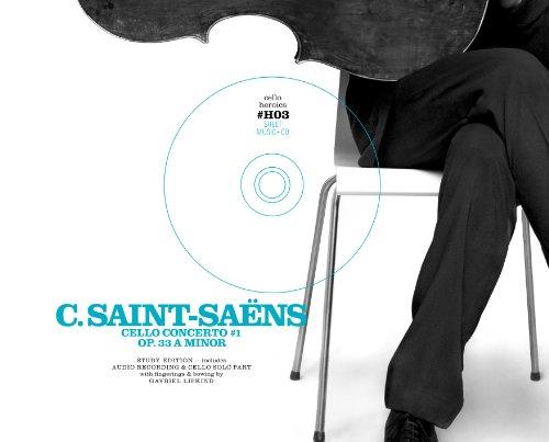 Cello Heroics Vol.3 – Saint-Saëns Cello Concerto - Stripe 1 Sheet