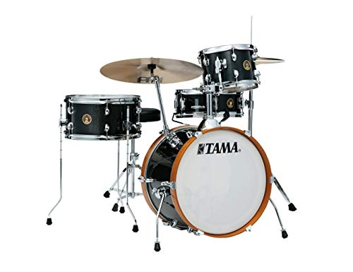 Tama Club-Jam 4-piece Shell Pack - Charcoal Mist ()