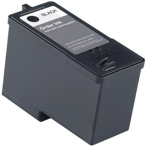 Black Ink Cartridge Fit For Dell All-In-One V505, V505w Inkjet Printer All In One Printer Series 11 Black Ink Cartridge