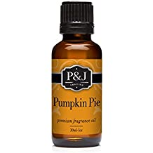 Pumpkin Pie Fragrance Oil - Premium Grade Scented Oil - 30ml