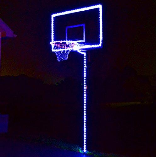GlowCity Light Up Basketball Hoop Lighting package(Light Up Basketball Not Inlcuded) – DiZiSports Store