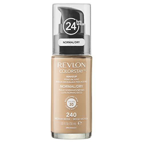 ColorStay Foundation Normal/Dry Skin by Revlon 240 Medium Beige SPF20 30ml