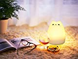 Night Light for Kids SCOPOW Portable Silicone