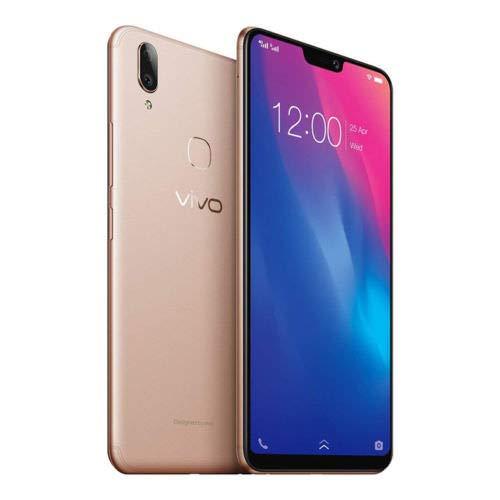 Vivo V9 Youth 4GB / 32GB 6 3-inches Dual SIM Factory Unlocked - Taiwan  Stock No Warranty (Gold)