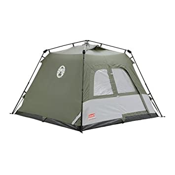 Coleman Water Repellent Instant Tourer Unisex Outdoor Pop-up Tent available in Green - 4  sc 1 st  Amazon UK & Coleman Water Repellent Instant Tourer Unisex Outdoor Pop-up Tent ...