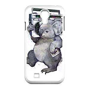 koala Samsung Galaxy S4 9500 Cell Phone Case White HX4436930