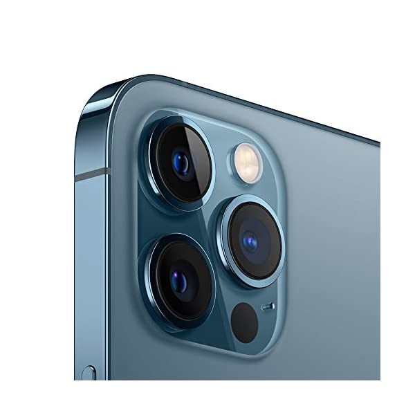 Novità Apple iPhone 12 Pro Max (256GB) - blu Pacifico 2