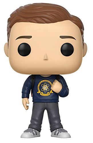 [Funko POP Marvel Spider-Man Homecoming Peter Parker Action Figure] (Peter Parker Costume Ultimate Spider Man)