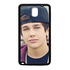Happy Austin Mahone Cell Phone Case for Samsung Galaxy Note3
