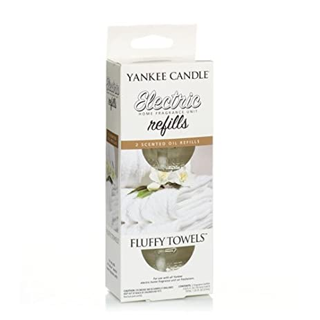 Amazon.com: 1206238 Fluffy Towels Yankee Candle Electric home ...