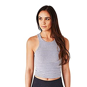 Manduka Women's eKO Cotton Crop Top