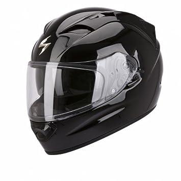 Scorpion - Casco de moto EXO-1200 Air, calota exterior de fibras de tricomposite