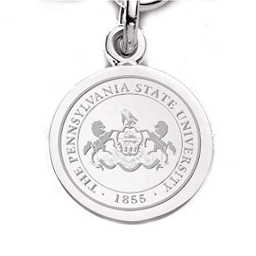 M. LA HART Penn State Sterling Silver Charm