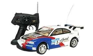 ModelCo - 432602C - Coches miniatura - Radio Control - Autos Rz coche de carreras listo para rodar - Escala 1 / 43 [Importado de Francia]