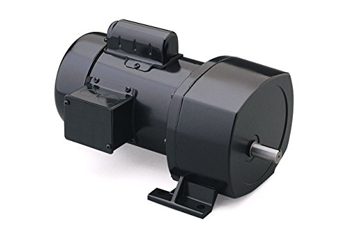 Leeson 107036.00 Parallel Shaft AC Gearmotor, 3 Phase, 48Y Frame, Special Mounting, 1/2HP, 133 RPM, 230/460V Voltage, 60Hz Fequency
