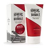 Hawkins & Brimble Face Wash 150ml / 5.0 fl oz | Face Wash Men | Facial Cleansing Men | Facial Cleaning Wash