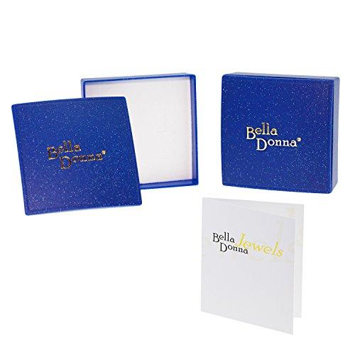 Bella Donna-Collier Argent 925rhodié 45cm-65024509