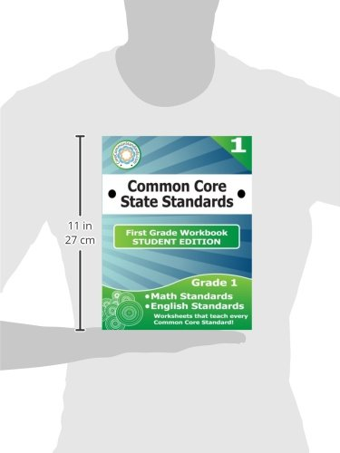 First Grade Common Core Workbook - Student Edition: Have Fun ...