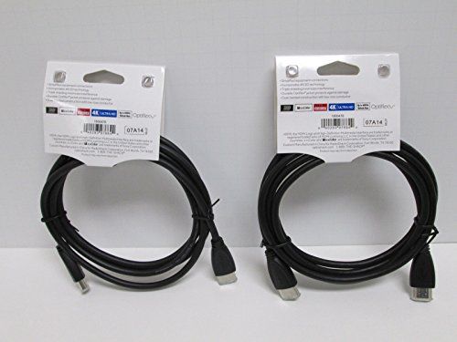 Radioshack 6-foot high speed hdmi cable
