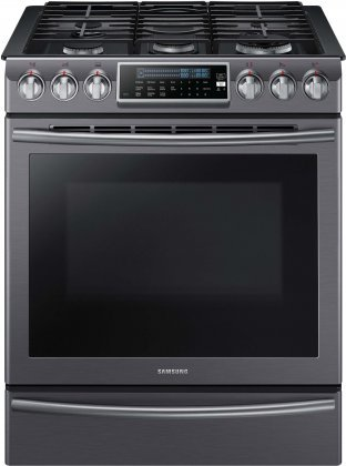 samsung 30 in gas range - 6
