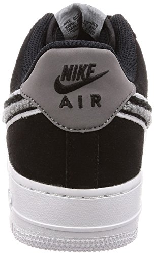 Damen Gymnastikschuhe Mehrfarbig Zwart White 014 Cool Team White Nike Grey Black wTtdAAq