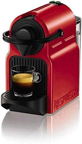 Cafetera de cápsulas KRUPS XN1005P40 roja, depósito de 0,8L ...
