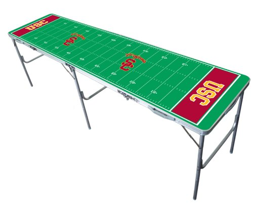 USC Trojans 2x8 Tailgate Table by Wild Sports