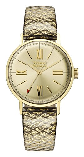 Vivienne Westwood Ladies Burlington Watch VV170GDMT