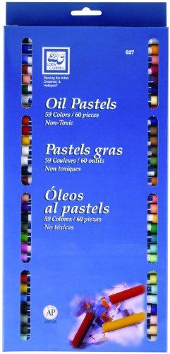 Loew-Cornell Oil Pastels, -