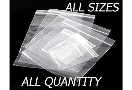 Bolsas con cierre hermético de plástico transparente ...