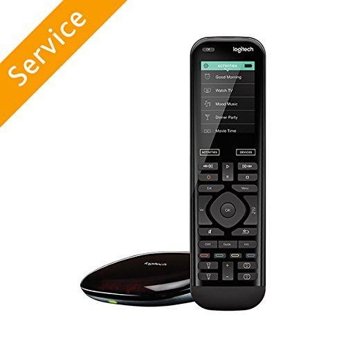- Harmony Elite Remote & Hub Setup