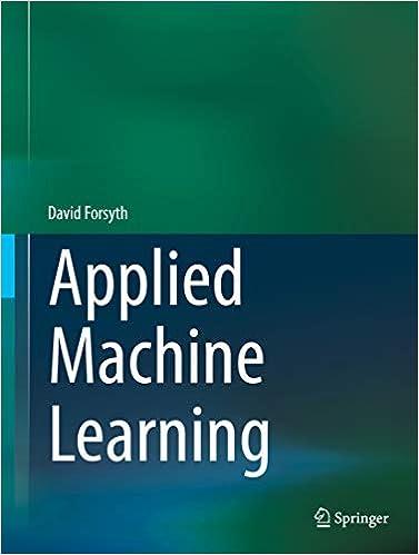 Amazon.com: Applied Machine Learning eBook: David Forsyth ...
