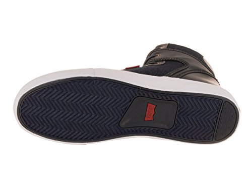 Hi Men's Denim Maxwell Navy Shoe Casual Levi's OqA84