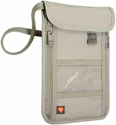 b7be496bd29e Shopping Luggagedesigners - 1 Star & Up - RFID Blocking - Travel ...