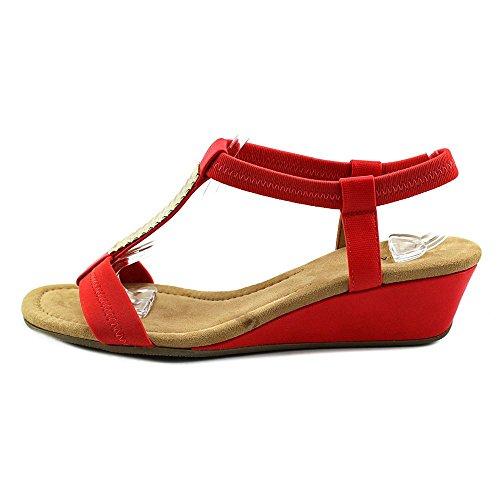 Alfani - Sandalias de vestir para mujer sandía