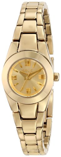 Relic Women's ZR34207 Payton Micro Goldtone Watch