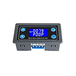 WHDTS Time Delay Relay Module Digital LC...