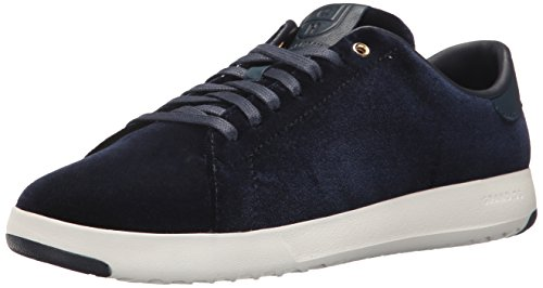 Cole Haan Women's Grandpro Tennis, Marine Blue, 6 B US by Cole Haan