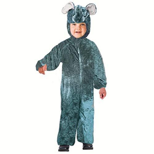 Disfraz Elefante Infantil (5-6 años) (+ Tallas) Carnaval Animales ...