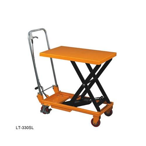 Wesco 260207 Model Slt-660-11 Folding Handle Scissors Lift Table