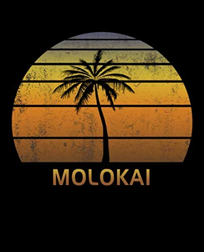 - Molokai: Hawaii Hawaiian Islands Notebook Lined College Ruled Paper For Taking Notes. Stylish Journal Diary  7.5 x 9.25 Inch Soft Cover. For Home, Work Or School.
