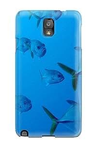Galaxy Note 3 Case Bumper Tpu Skin Cover For Fish Accessories