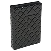 Polaroid 64-Pocket Photo Album w/Sleek Quilted Cover For 3x4 Photo Paper (POP)
