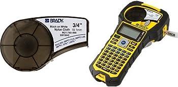 Brady BMP21-PLUS Label Printer Bundle