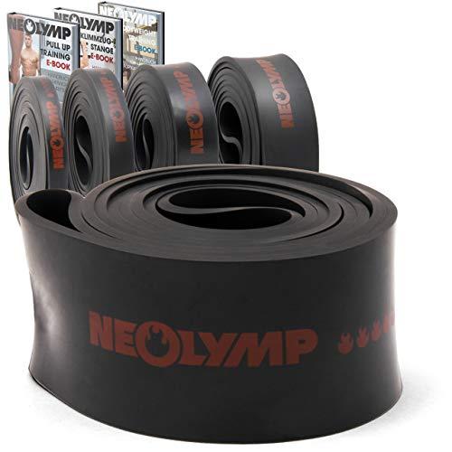 NEOLYMP Premium Pull Up Fitness Bands | Perfect voor spieropbouw en Crossfit Freeletics Calisthenics | Fitness Band Pull…